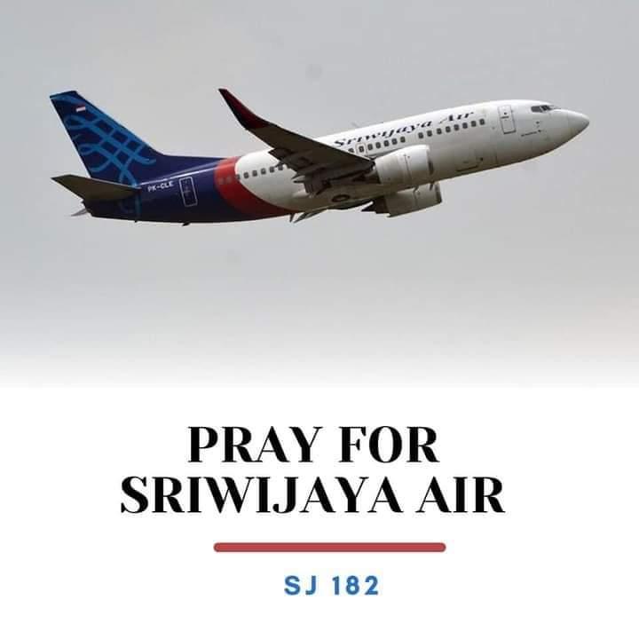 Salah seorang penumpang Sriwijaya Air SJ 182 berasal dari Kota Padang |  Padek.co